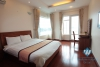 One bedroom apartment for rent on the lake in Tay Ho, Hanoi, Vietnam