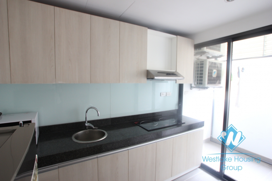 Luxury apartment with nice design for rent in Pham Ngu Lao, Hoan Kiem district, Ha Noi