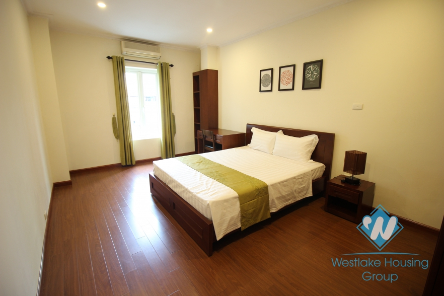 Apartment for rent in Hoan Kiem district, Ha Noi