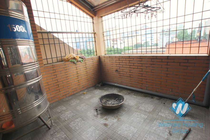 Cosy house for rent in Hang Bai St, Hoan Kiem District, Ha Noi