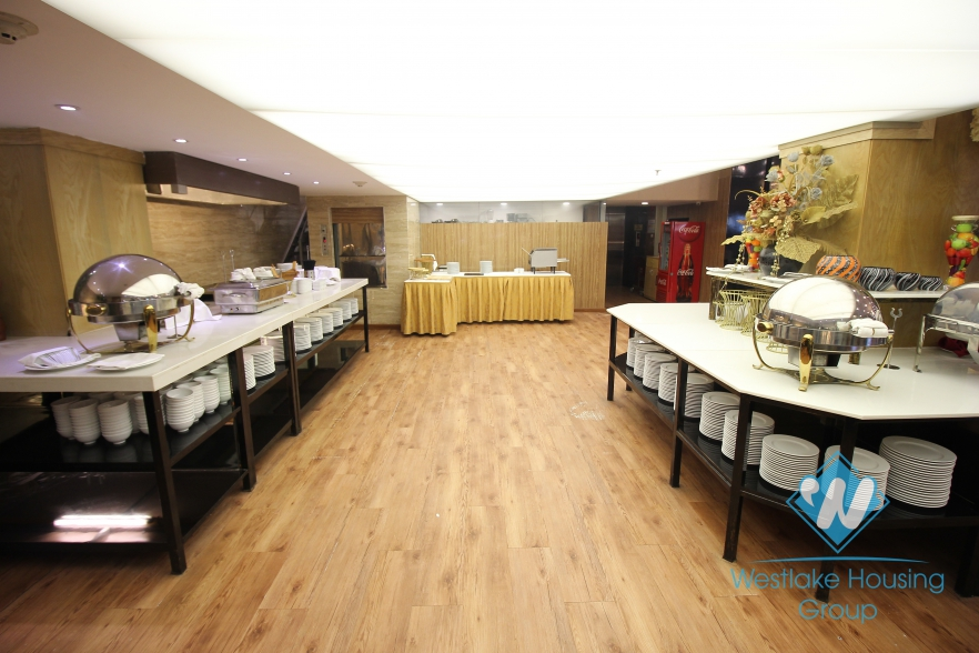 High standard service apartment for rent in Hai Ba Trung