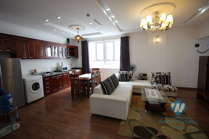 Excellent 2 bedroom apartment for rent in central district of Hai Ba Trung, Hanoi