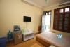 A good and bright studio apartment for rent in Ba Dinh district