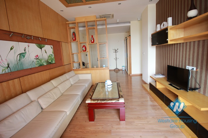 High quality but cheap price apartment for rent in Lac Long Quan, Tay Ho, hanoi, Vietnam