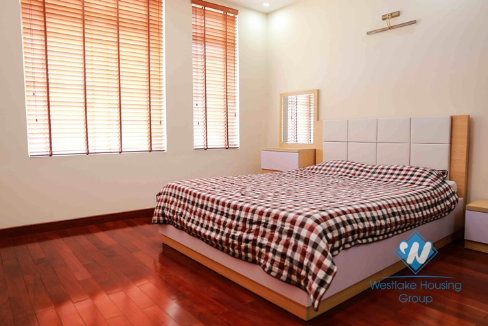 Nice one bedroom serviced apartment for rent in Cau Giay District, Hanoi