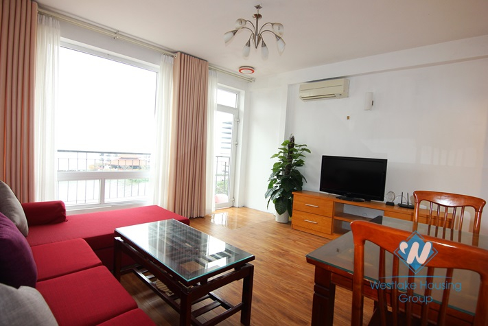 Nice apartment for lease in Nghi Tam Village, Tay Ho, Hanoi