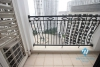 Two bedrooms apartment for rent in Royal City, Thanh Xuan district, Ha Noi
