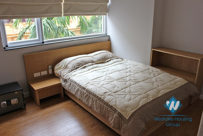 Nice apartment with two bedrooms for rent in Tay Ho