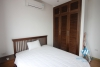 Hig floor, nice apartment 2 bedrooms for rent in Tay Ho area, Hanoi
