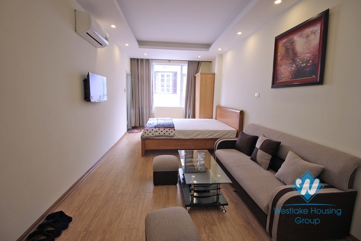 Brand new studio apartment for rent in Tay Ho, Hanoi