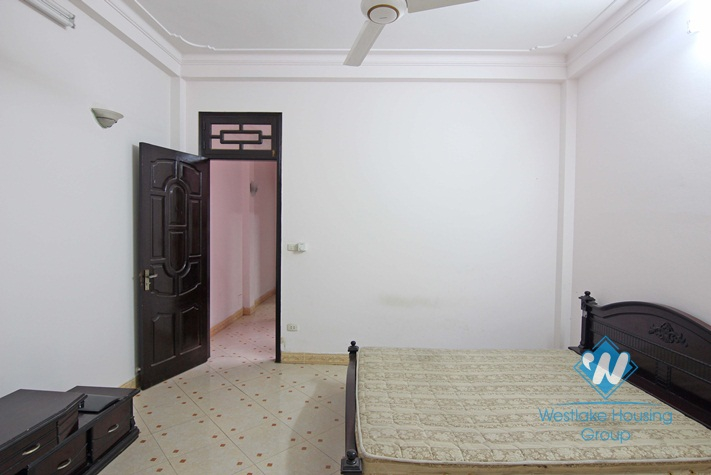 Good quality unfurnished house for rent in Tay Ho, Hanoi