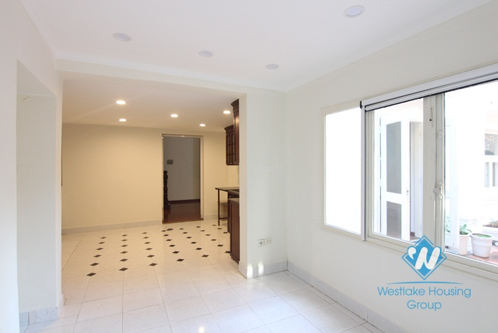 Huge villa for rent on To Ngoc Van, Tay Ho