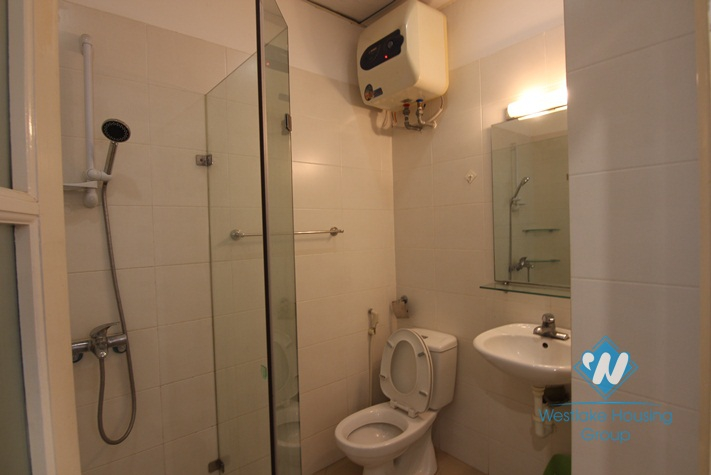 Spacious good quality apartment for rent on To Ngoc Van, Tay Ho, Hanoi