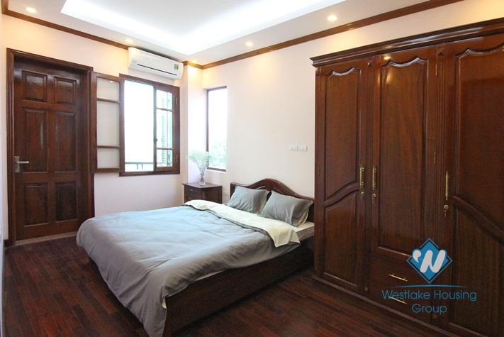 Lakeside two bedroom apartment in Tay Ho, Hanoi