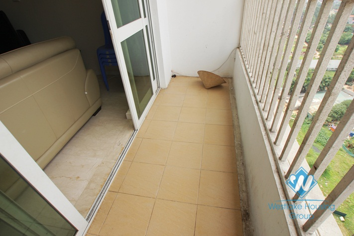 04 bedrooms spacious apartment for rent in Ciputra area, Tay Ho, Hanoi