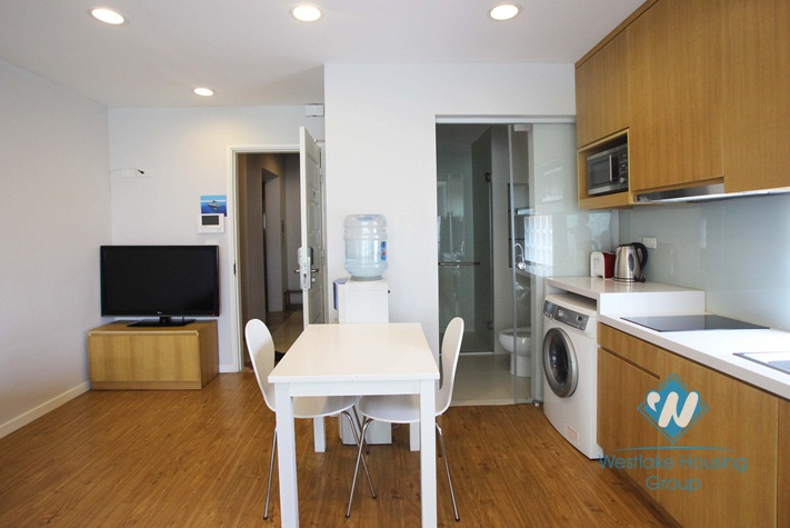 Modern one bedroom apartment for lease in To Ngoc Van, Tay Ho