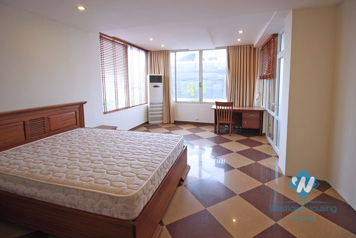 Fabulous lake view apartment for rent in Tay Ho