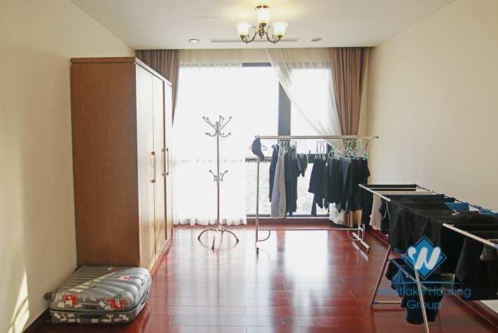 Royal city modern with balcony furnished apartment for rent