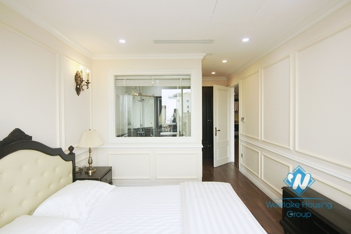 Deluxe apartment for rent in Hanoi city centre