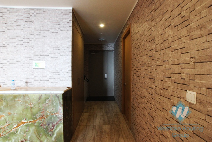 03 bedrooms apartment for rent in Keangnam, Hanoi