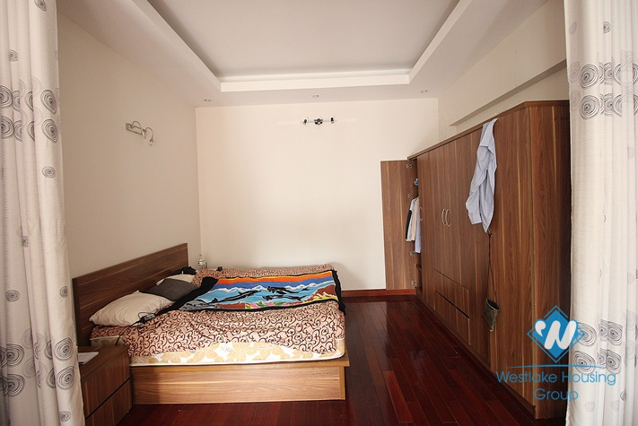 01 bedroom apartment for rent in To Ngoc Van st.