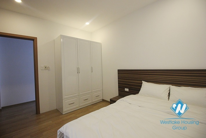 Beautiful apartment for rent at No 22 lane 12/2/5 Dang Thai Mai st (2nd floor)