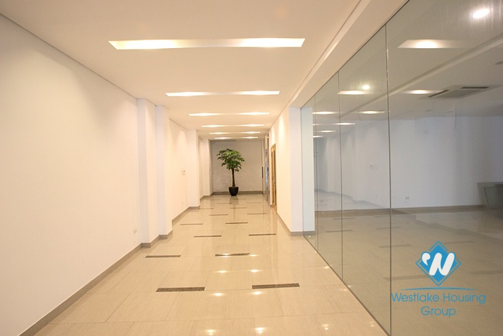 Beautiful office for lease in Westlake area, Hanoi