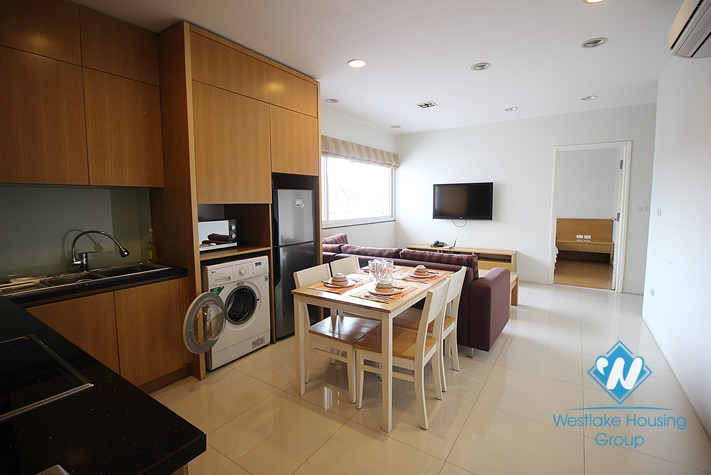 Lovely apartment with 2 bedrooms for rent in Tay Ho, Hanoi