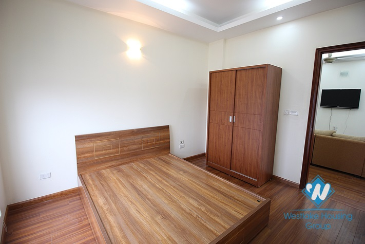 Quality apartment with lake view for rent on Au Co, Tay Ho