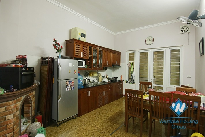 A good quality house for rent in Hai Ba Trung District