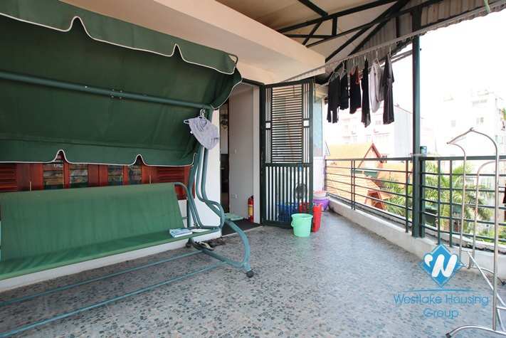 Nice apartment for rent in To Ngoc Van st, Tay Ho, Ha Noi