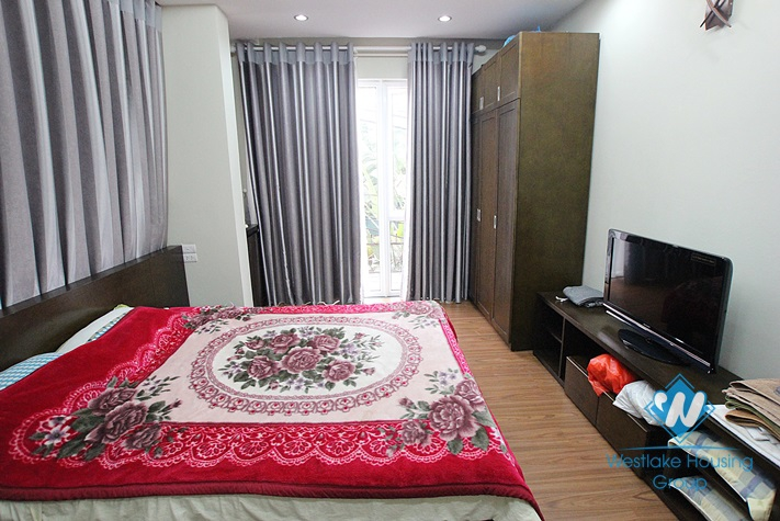 One bedroom furnished apartment for rent in Dang Thai Mai, Tay Ho, Hanoi
