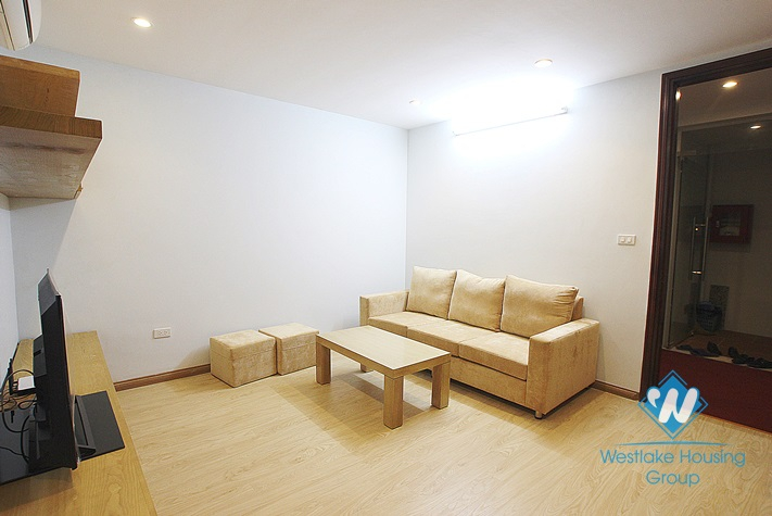 Nice apartment with 1 bedroom for rent in Tay Ho District, Ha Noi