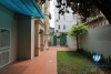 Charming house with nice garden and yard for lease in Tay Ho area.