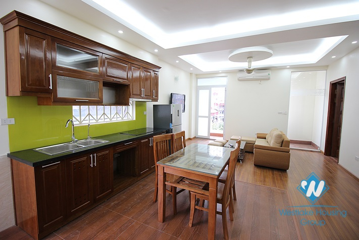 Quality apartment with lake view for rent on Trinh cong son, Tay Ho