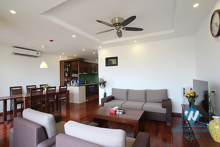 High quality apartment for rent in To Ngoc Van - Tay Ho