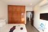 Two bedrooms brandnew apartment for rent in Tay Ho, Hanoi.