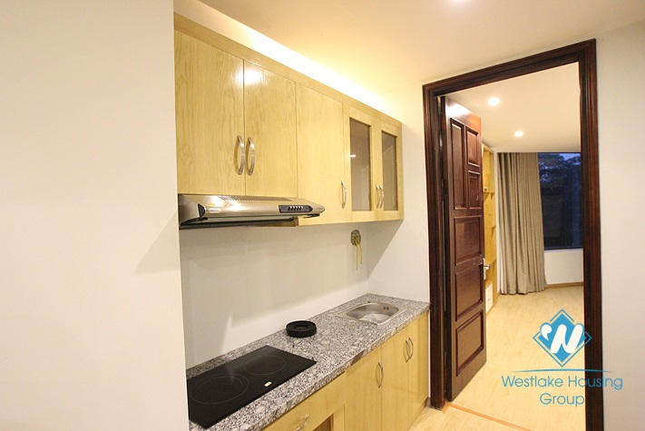 Brand new and nice serviced apartment for rent in Tay Ho District, Ha Noi
