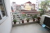 Nice 01 bedroom apartment for rent near West lake, Tay Ho district, Hanoi