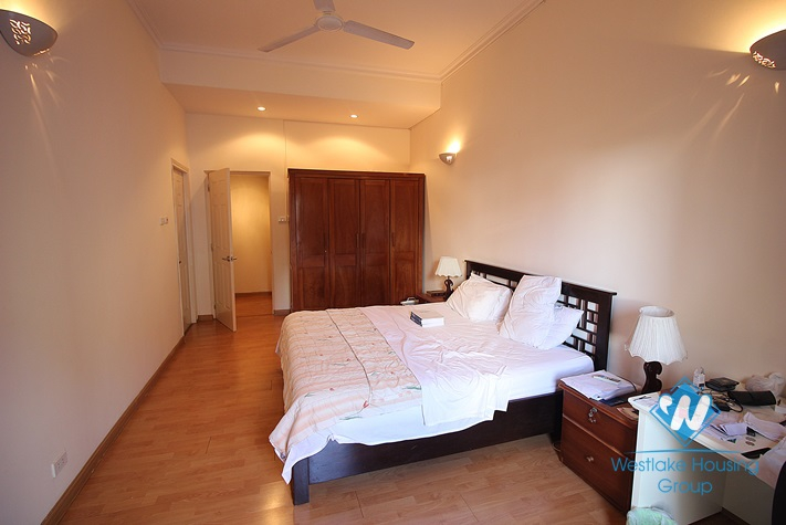Charming apartment with swimming pool for rent in Tay Ho, Hanoi