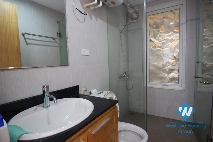 Spacious 2 bed apartment for rent in Tay Ho, Ha Noi
