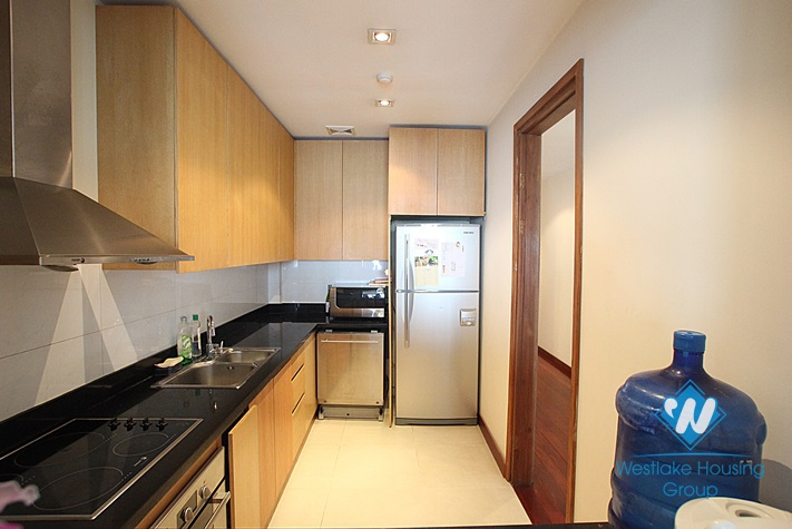 High quality, large size duplex apartment for rent in Westlake area, Hanoi.