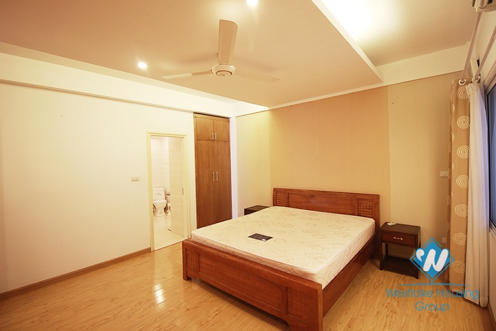 Two bedrooms apartment with nice furniture for rent in Au co st, Tay Ho, Ha Noi