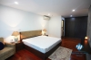 04 bedroom apartment for lease in Dang Thai Mai street, Tay Ho, Hanoi
