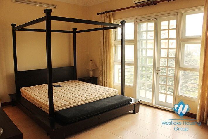 3 bedrooms house for lease in Dang Thai Mai street, Tay Ho, Ha Noi