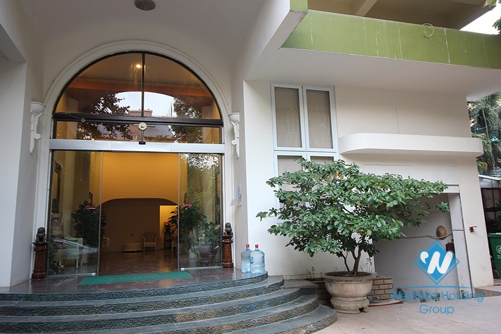 Duplex apartment for rent in Westlake area, Ha Noi