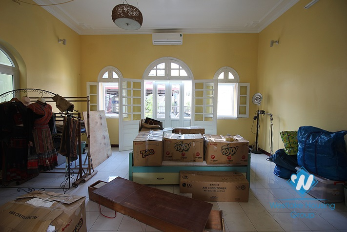 Inspiring and lovely villa for rent in Tay Ho district
