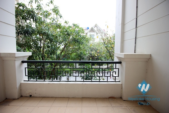 Beautiful unfurnished house for rent in Ciputra compound