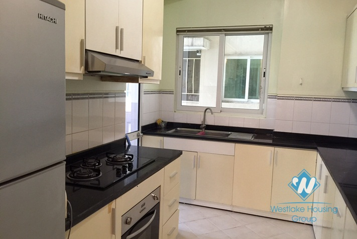 An apartment for rent in E Ciputra, Tay Ho, Ha Noi