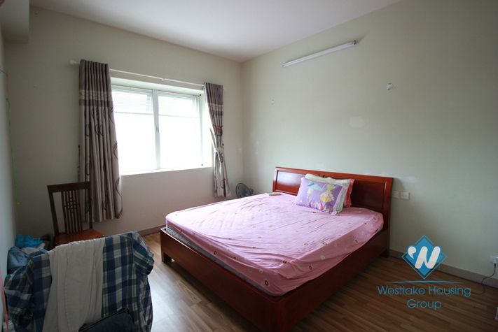 Nice and cozy apartment for rent in Ciputra, Tay Ho, Hanoi